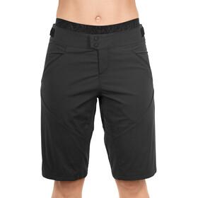 Cube AM Baggy Shorts inklusive Innenhose Damen schwarz